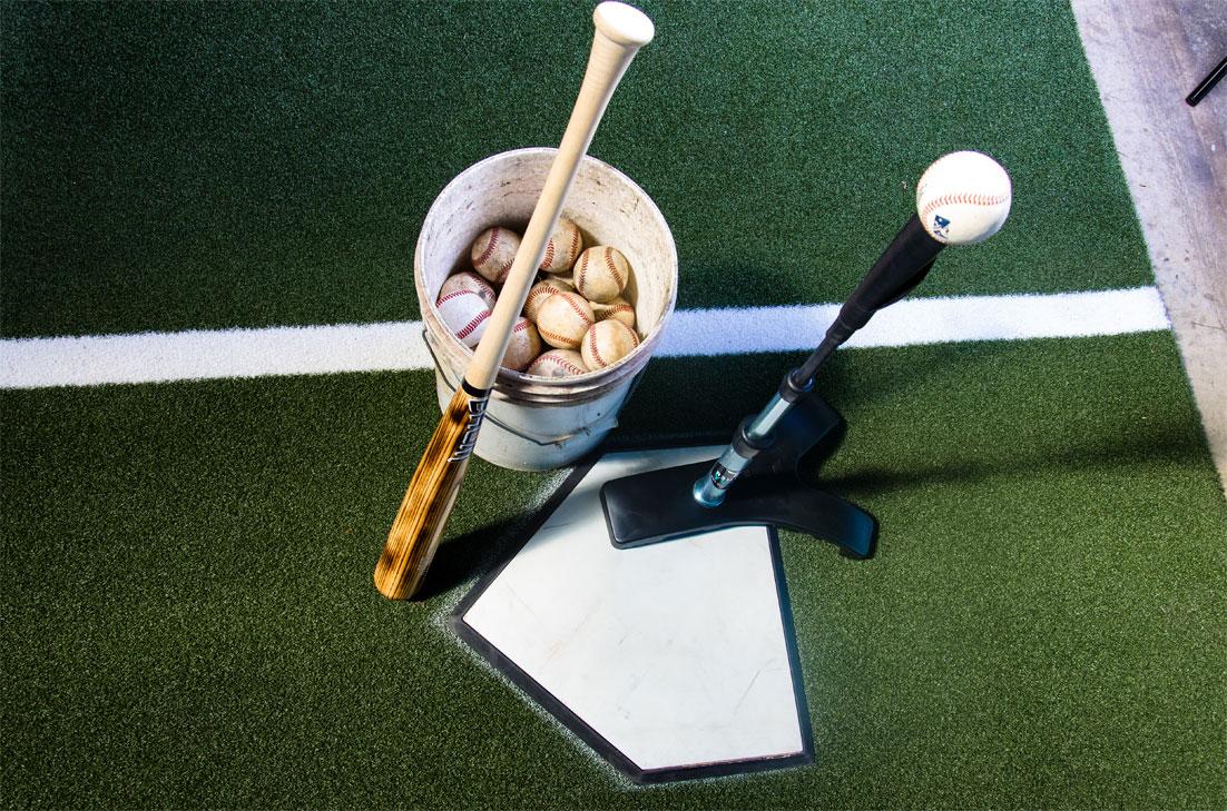 Tanner HeavyPremium Built Baseball//Softball//Slow Pitch Batting Tee w//Weighte